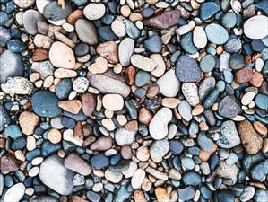 Visual Icebreaker pebbles