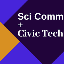 SciComm Civic Tech Gordon Ruby