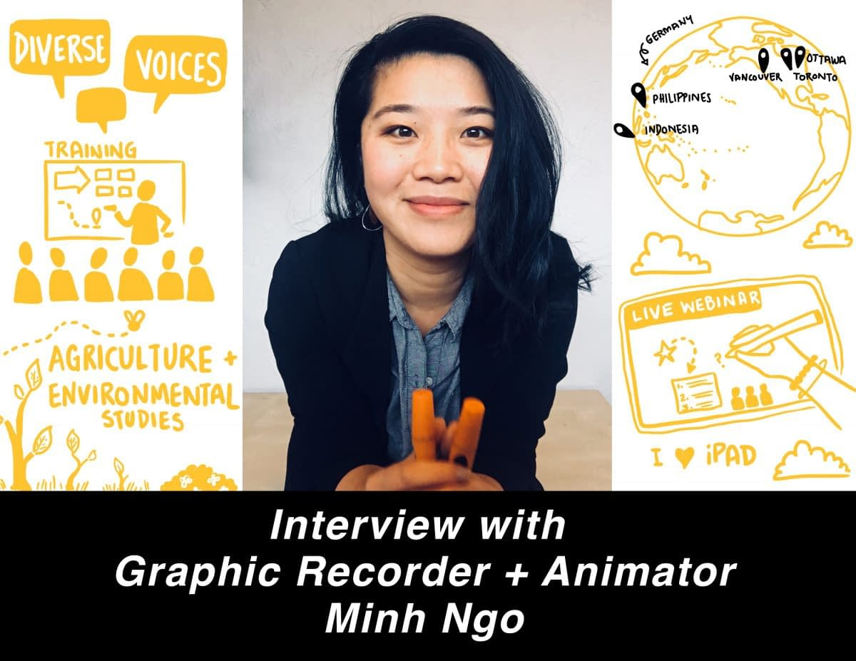 minh ngo, fuselight creative, graphic recorder, graphic recording company, graphic recorder vancouver, graphic recorder victoria, live scribing, live illustration, whiteboard videos, whiteboard animation, explainer videos