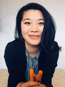 Minh Profile 2018 with pens